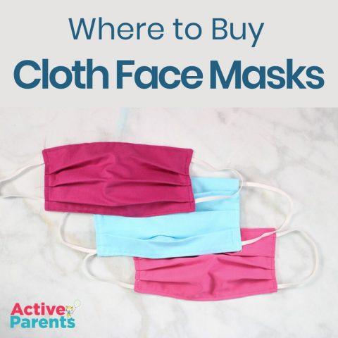 CLoth Face Masks in Hamilton Burlington Oakville Ontario