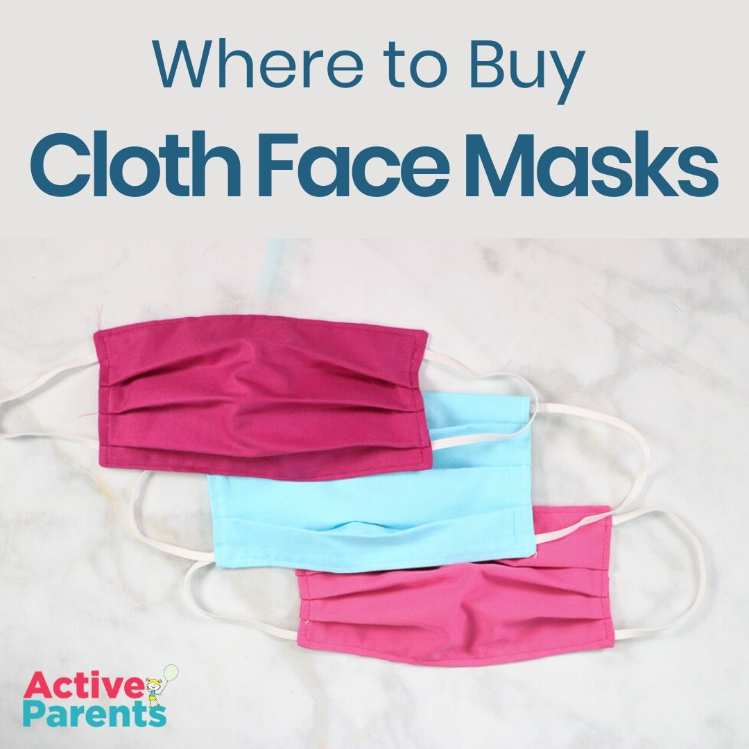 CLoth Face Masks in Hamilton Burlington Oakville Ontario