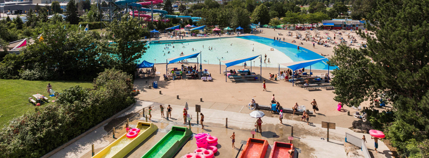 Hamilton's Wild Waterworks - remaining closed for Summer 2020