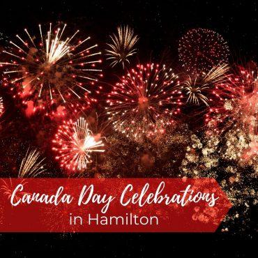 Canada Day Celebrations in Hamilton