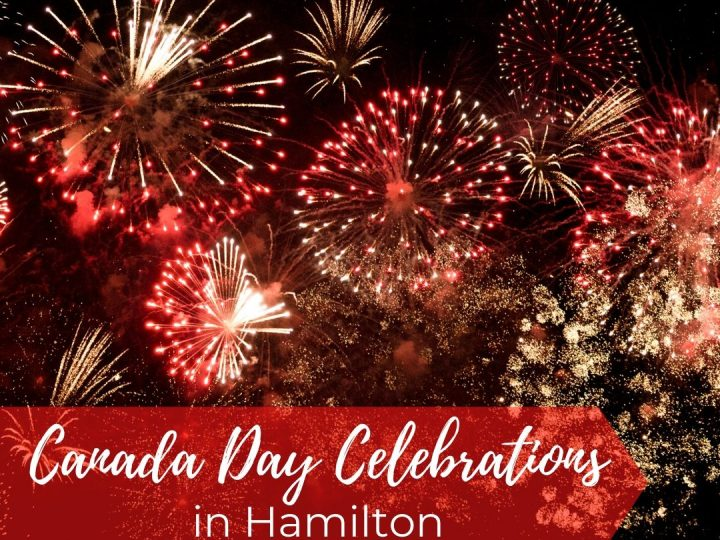 Canada Day Celebrations in Hamilton