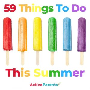 59 Things To Do This Summer