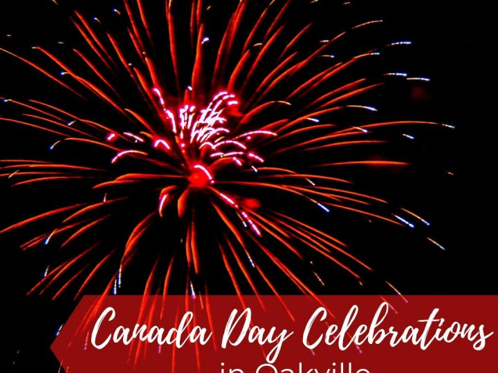 Canada Day Celebrations in Oakville
