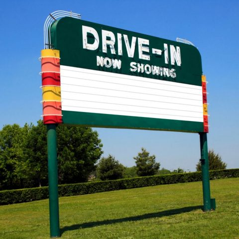 drive in movie theatres
