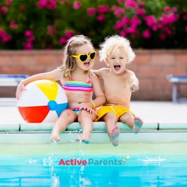 Splash Pads and Pools in Oakville