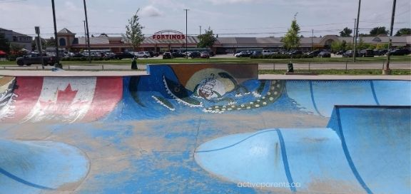 waterdown memorial park skate park