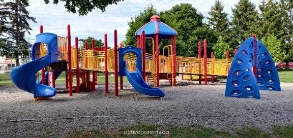 Nelson Park and Playground