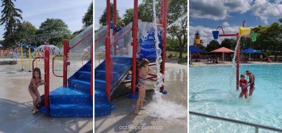 Nelson Pool and Splash Pad