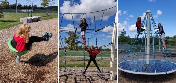 heritage green sports park playground