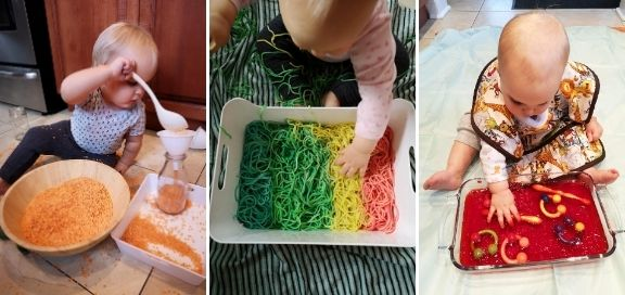 things to do with toddlers sensory play