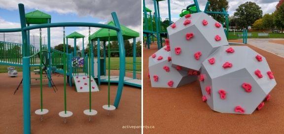 Central Park playground