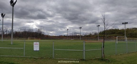 William Connell Park in Hamilton