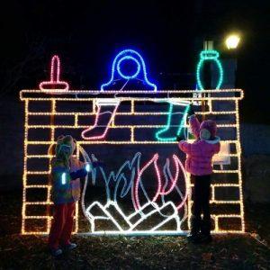 Christmas Light Drive Thrus Headers Images