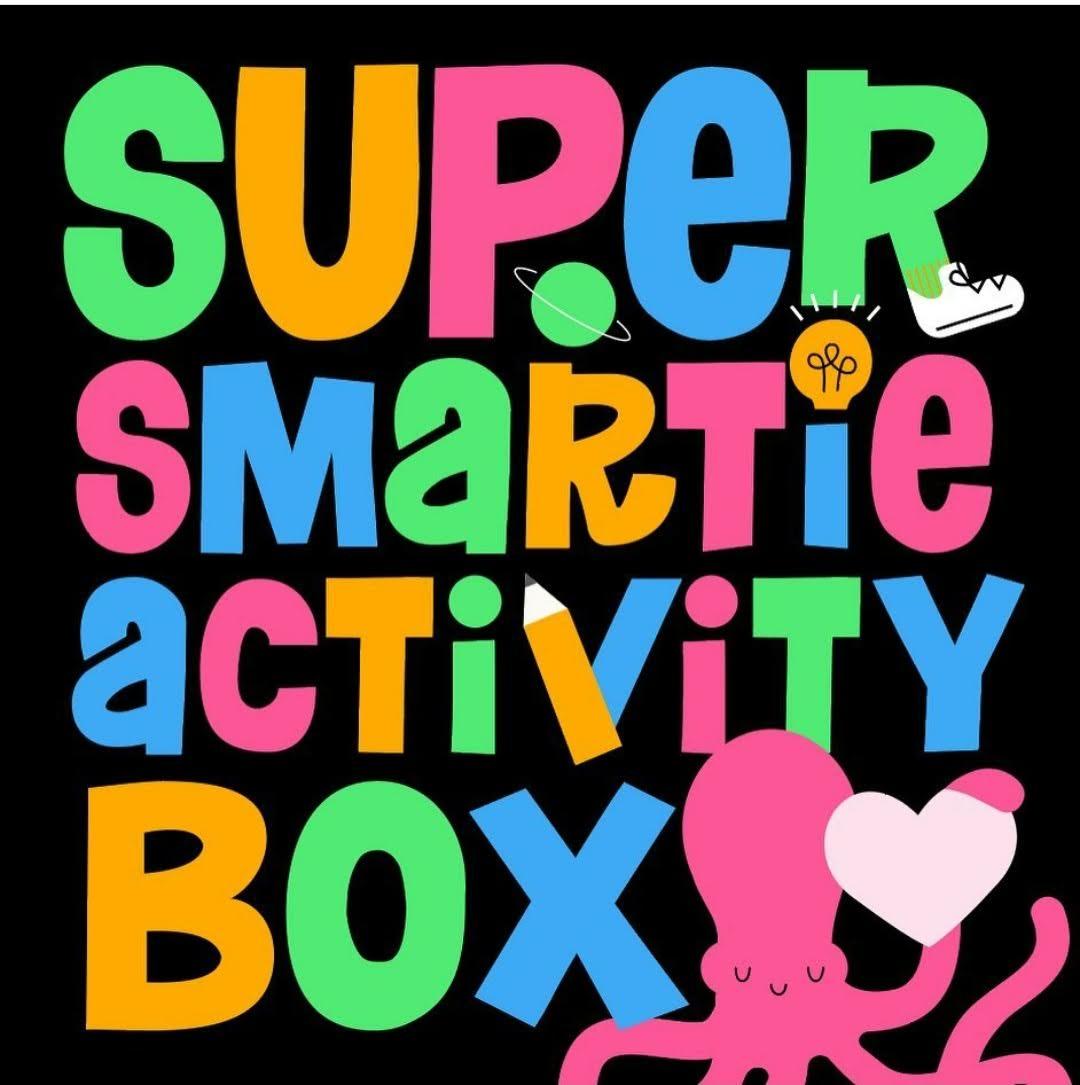 Super Smartie Activity Box