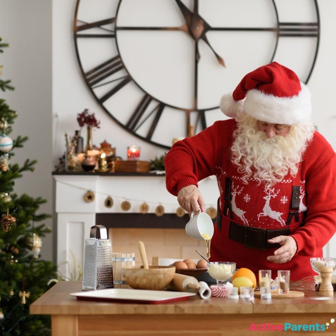 Where To See Santa