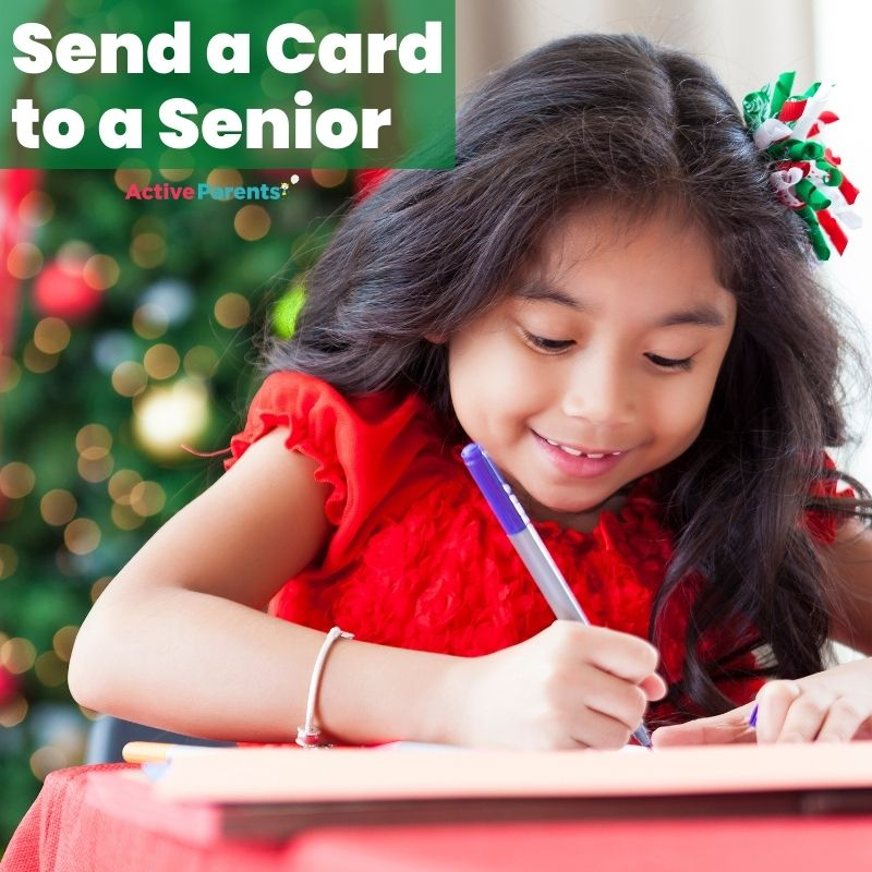 Send a Card to a Senior