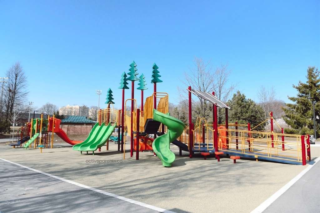 tansley woods playground
