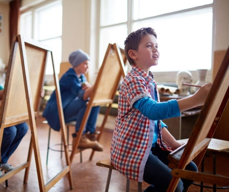 art classes for kids burlington hamilton