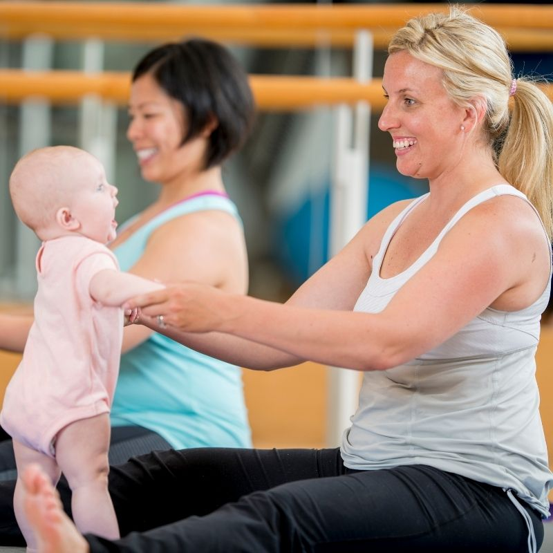 mom and baby classes hamilton burlington
