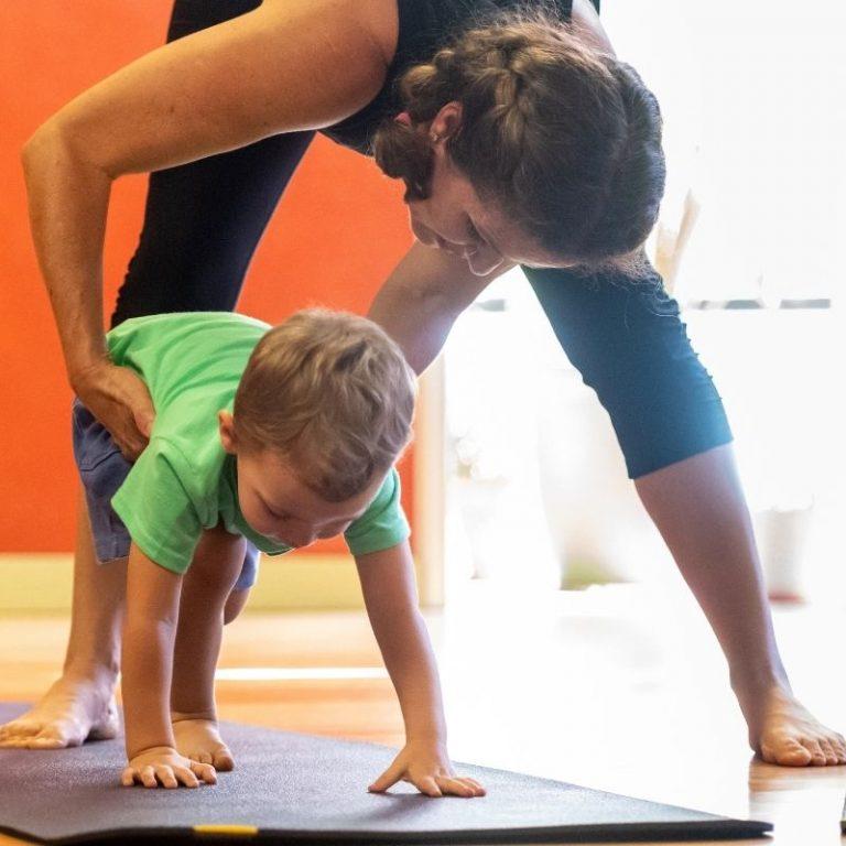 Parent and Tot programs