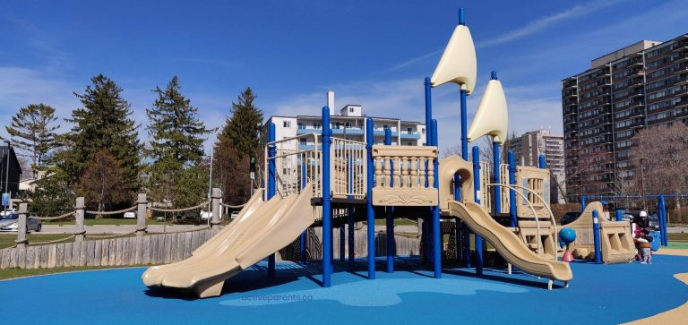 bronte waterfront park oakville playground