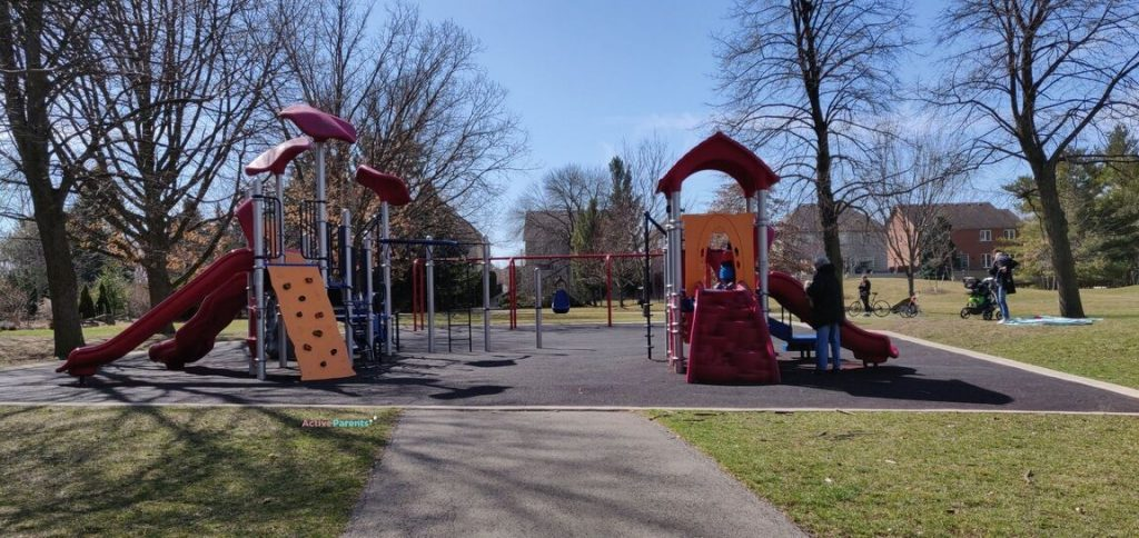 Shell Park Playground Oakville