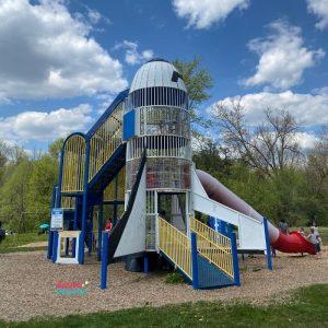 rocket ship park cambridge