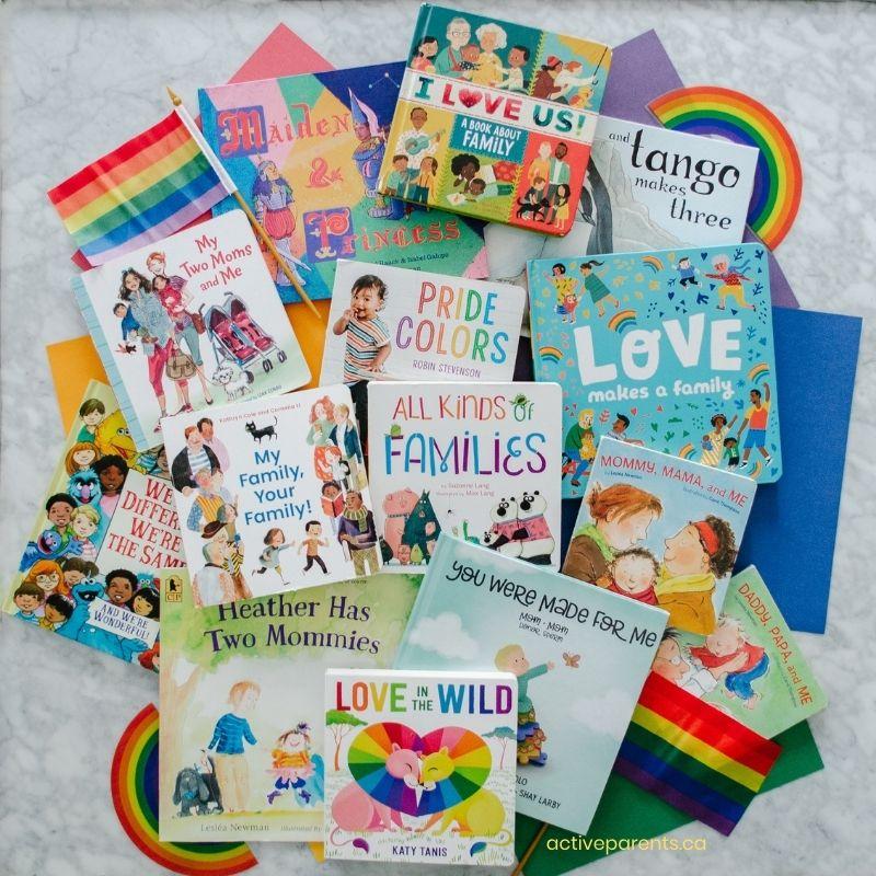 2SLGBTQIA+ books for kids
