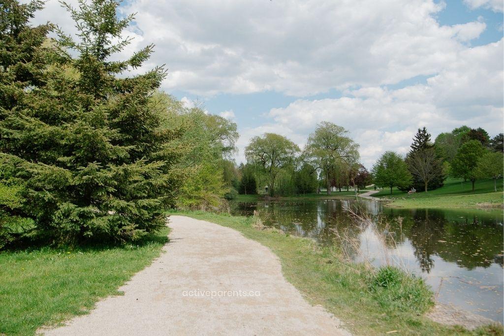cambridge park pathways