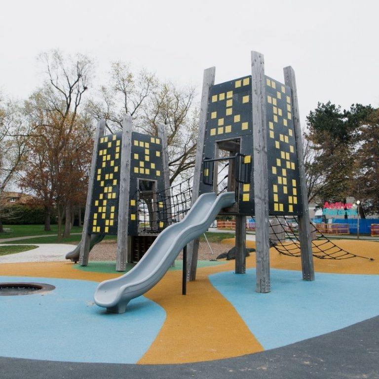 jaycee park mississauga header image
