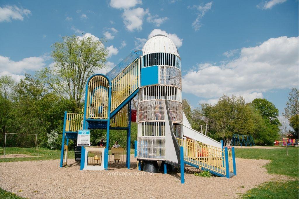 Churchill Park Cambridge Ontario