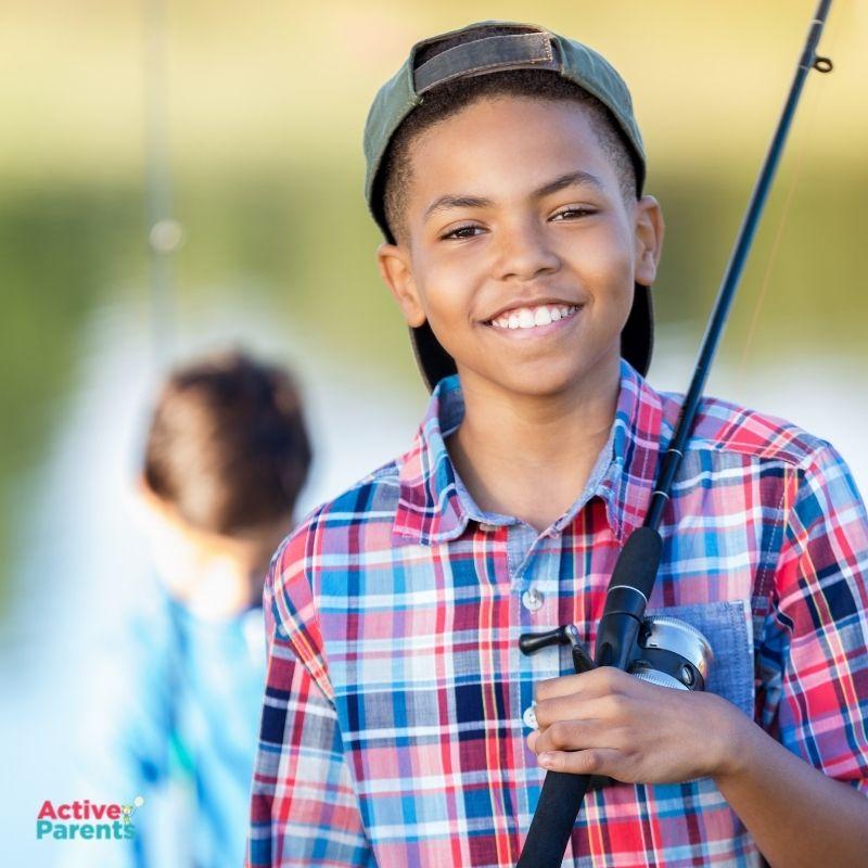fishing in oakville