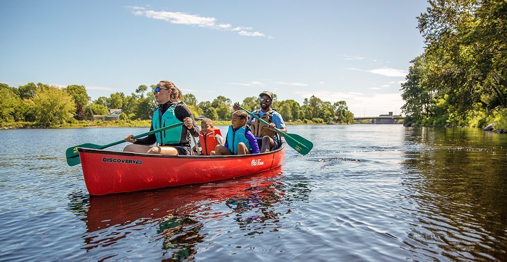 where to rent canoes and paddleboards burlington