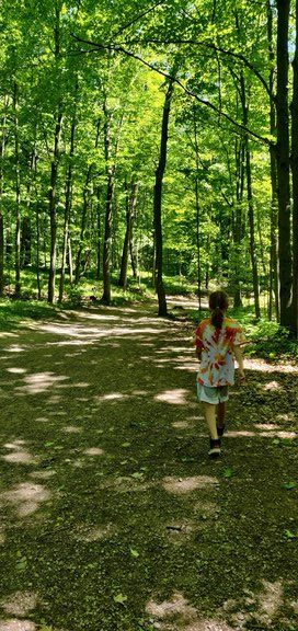 stroller-friendly trails in hamilton