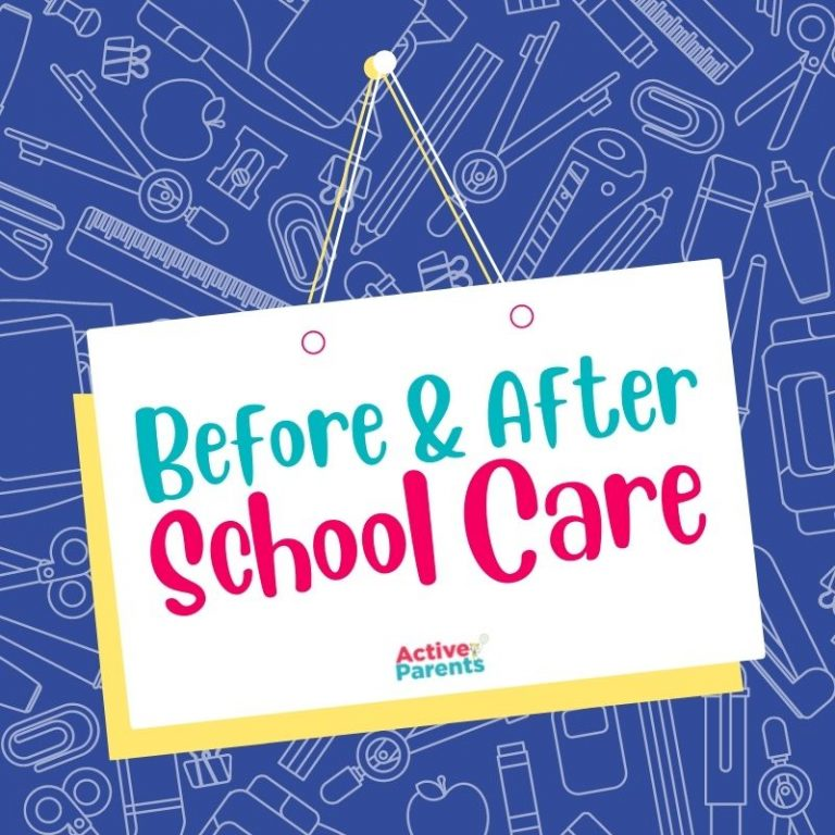 Before and After School Care Programs