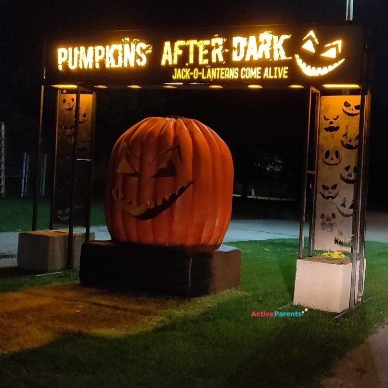 pumpkins after dark 2021