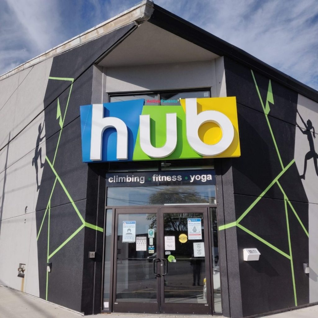 The Hub Indoor Rock Climbing in Mississauga
