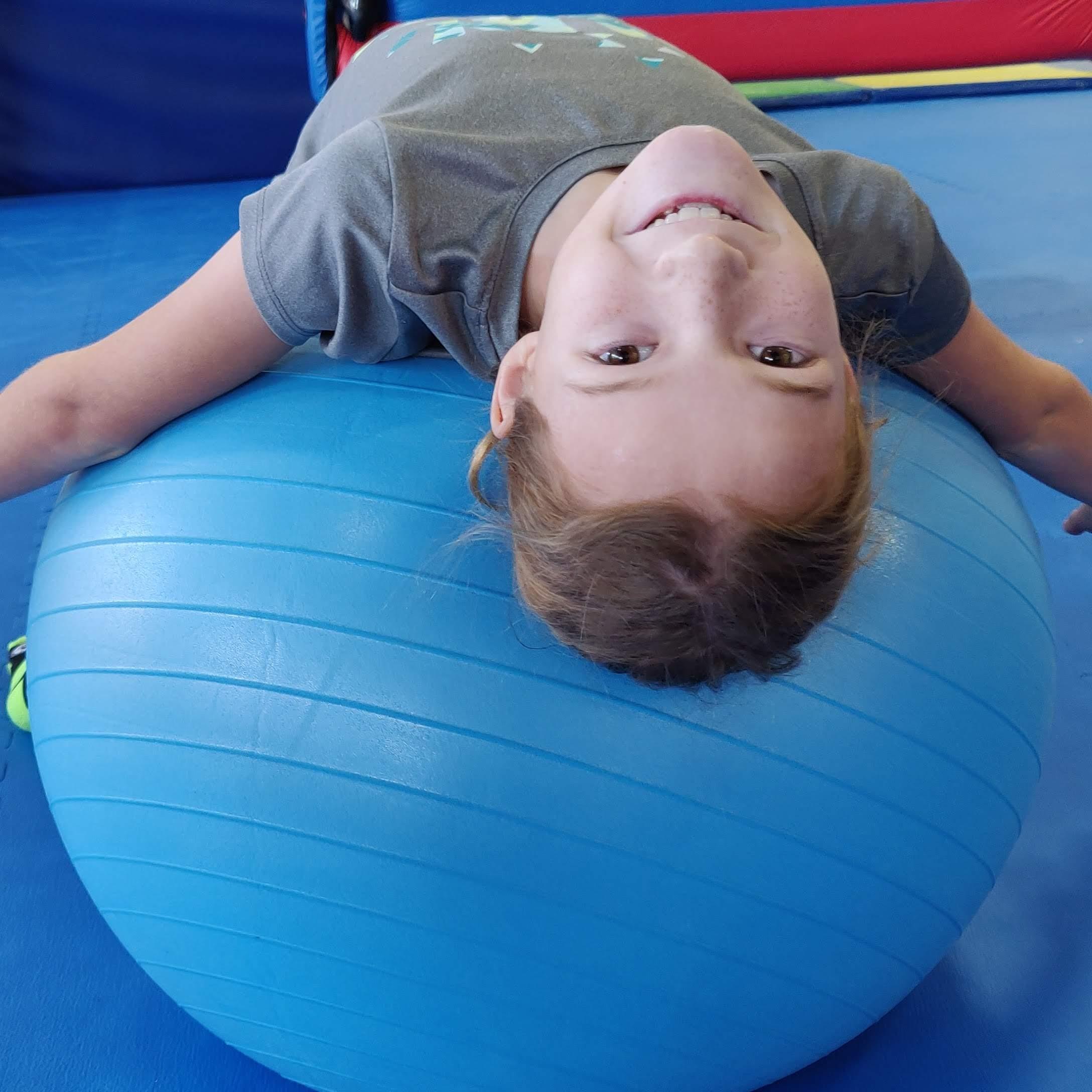 We Rock The Spectrum Kids Gym in Oakville photos of equipment
