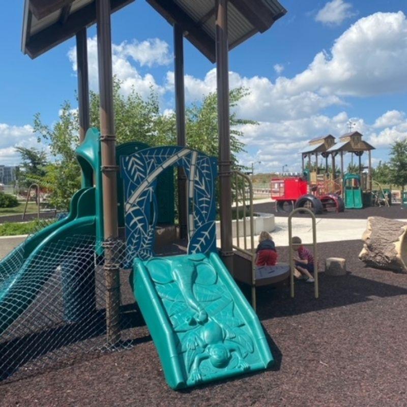 Memorial Park Oakville Header Image